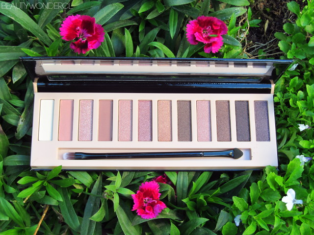 review paleta la girl nudes