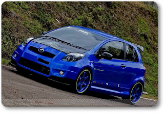 The Photos Modification Toyota Yaris Diverse Information