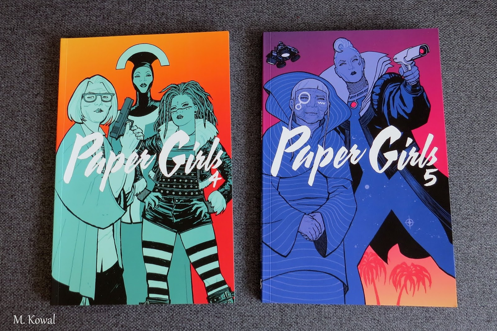 "Girl Power, czyli ""Paper Girls"" kontratakują"