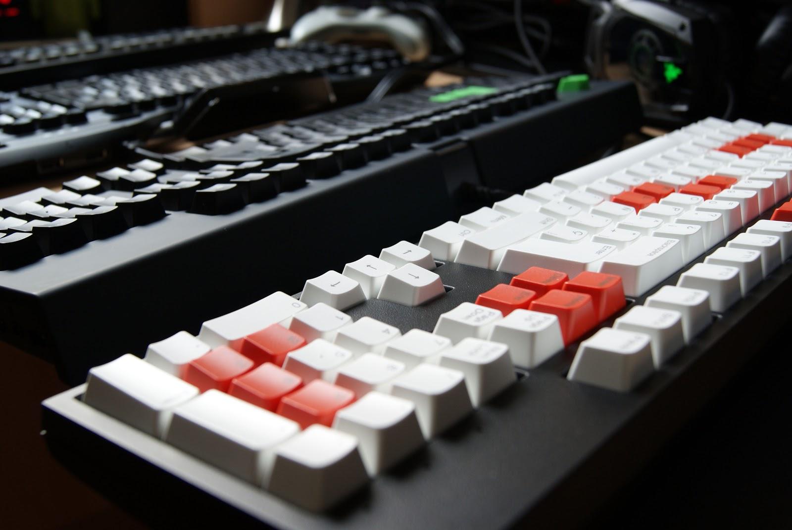 WASD V2 Keyboards y compañía