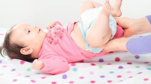 علاج الاسهال عند الاطفال بالاعشاب