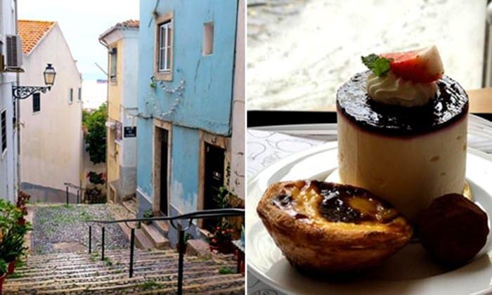Những điều đáng yêu về Lisbon - thành phố bên bờ Đại Tây Dương