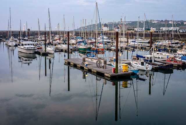 Photo of Maryport Marina fuel pontoon