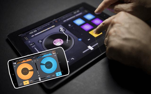 798ece472 أفضل 5 تطبيقات دي جي DJ لهواتف الأندرويد يستخدمها الموسيقيون لصناعة  الإيقاعات الموسيقية