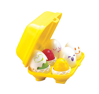 Hide N Squeak Eggs for Easter from Tomy