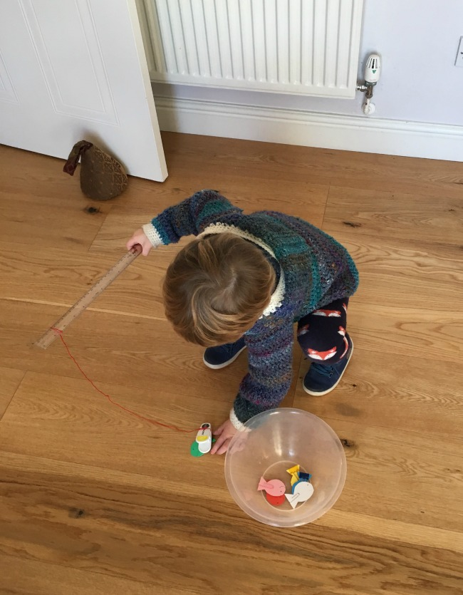 toddler-fishing