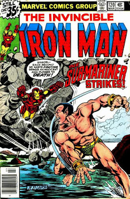 Iron Man #120
