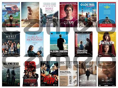 Lanzamientos de septiembre en DVD y Blu-ray de Cameo