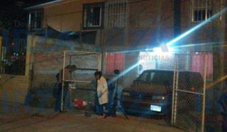 Ejecutan a maestro pensionado en la puerta de su casa en Iguala Guerrero