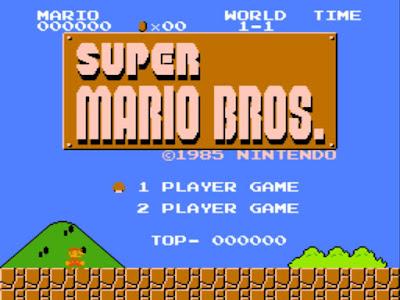 Legado Videojuego Super Mario Bros