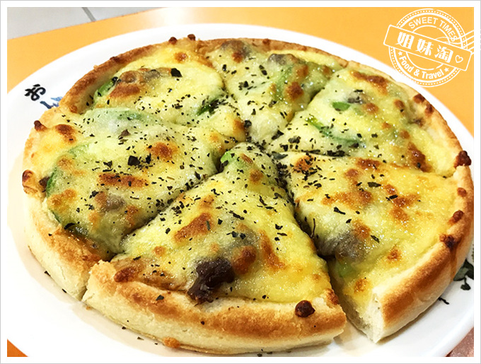 哈克焗烤披薩-岡山區推薦義式料理