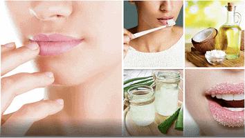 9 Petua Cerahkan Bibir Yang Gelap
