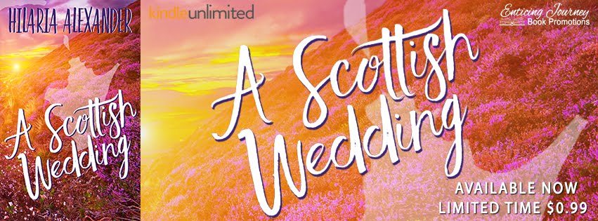 A Scottish Wedding Release Blitz