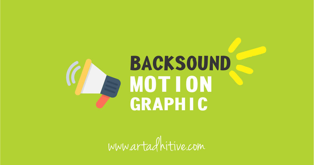 download backsound motion graphic sound effect