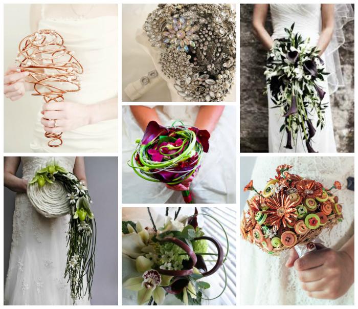 Matrimonio moderno il wedding blog per spose moderne e - Decorazioni fiori finti ...
