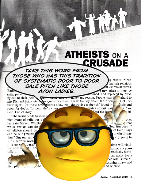 Francois Illas New Tradition: The Pinoy Atheist: Atheism On The March... And JW's Were