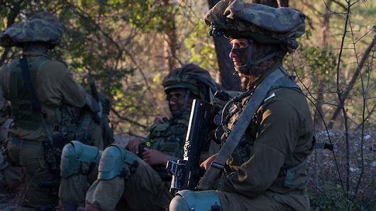 IDF Special Forces units hold joint military exercise in Cyrpus