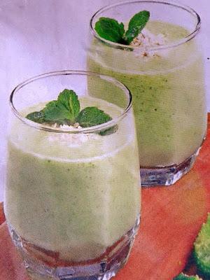 Gambar Resep Green Smoothies Sehat Untuk Diet