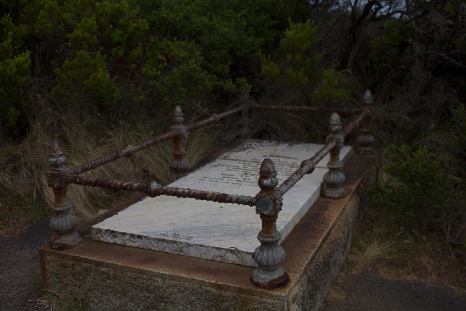 Cmentarz,Great Ocean Road,formacje sklane