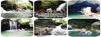 Body rafting Santirah