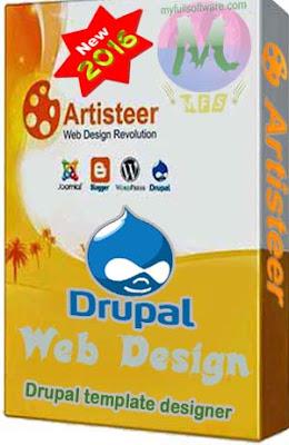 Drupal' Template Designer- Artisteer 2016 Full Cracked Version