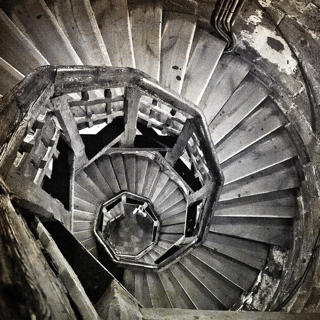 henrickson en resistencia poema de la escalera de marina