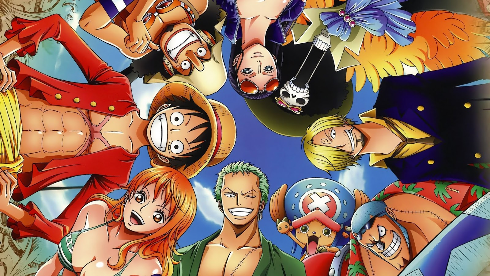 23 One Piece Desktop Wallpaper