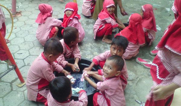 Pentingnya Proses Pembelajaran di Lapangan Untuk Semangat Belajar Siswa