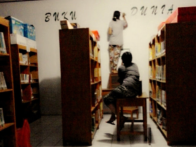 Sejarah Perkembangan Perpustakaan di Indonesia