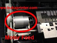 Cara Mengatasi Paper Jam di Tengah Pada Printer Canon Ip2770, Mp258 dan Mp287