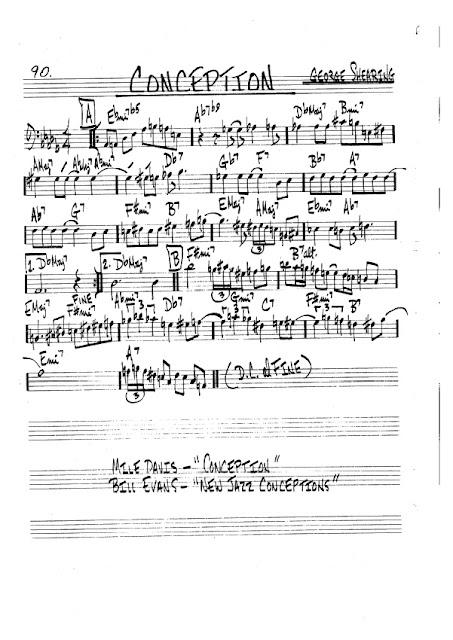 Partitura Trombón George Shearing