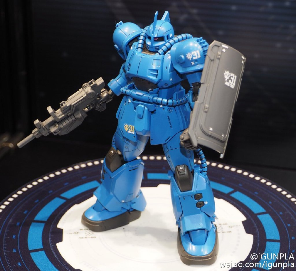HG 1/144 MS-04 Bugu (Ramba Ral Custom) [Gundam The Origin]