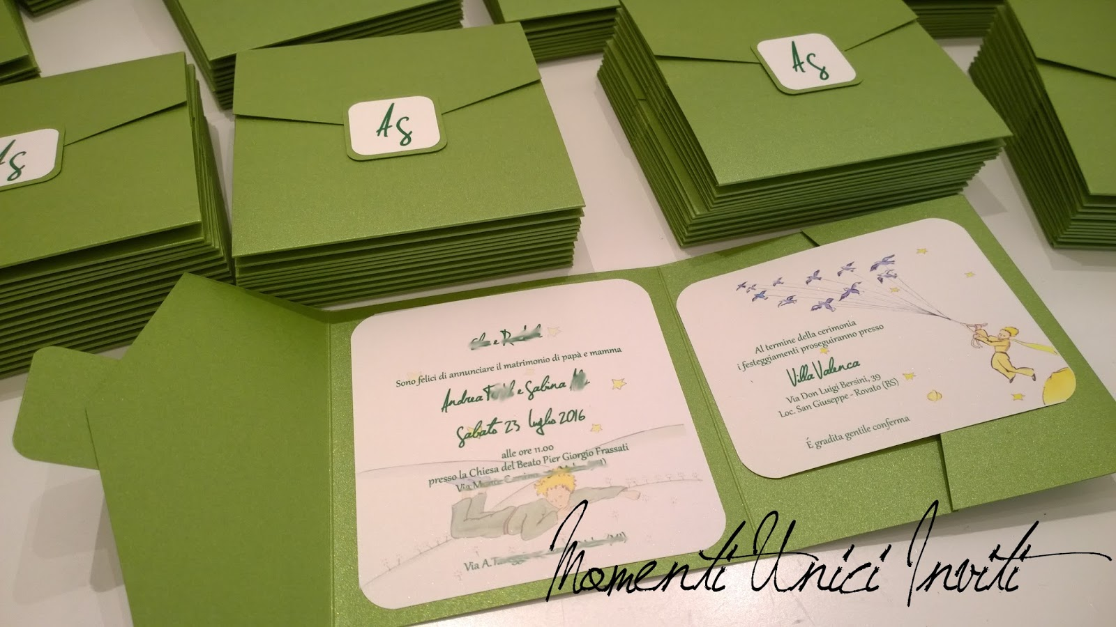 Matrimonio Tema Piccolo Principe : Tema piccolo principe archivi momenti unici inviti