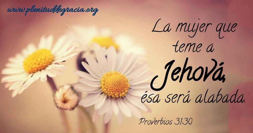 De cualidades temerosa una dios mujer de Proverbios 31:10