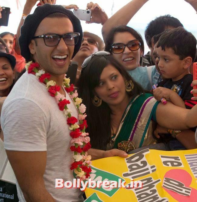 Ranveer Singh, IIFA Awards 2014 Pics