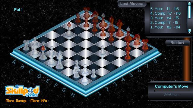 3D Chess - Image du Jeu