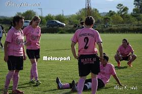 Πιερίδες Μούσες-Μετέωρα 1-0 ΗD Γυναικείο ποδόσφαιρο. (ΒΙΝΤΕΟ)