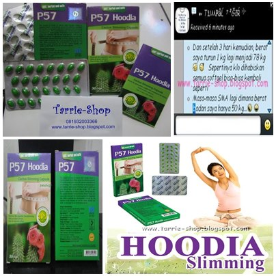 P 57 Hoodia Slimming Capsule