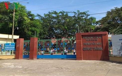 Người bị tố cáo có hành vi d.âm ô 3 nữ học sinh là ông Nguyễn Văn H