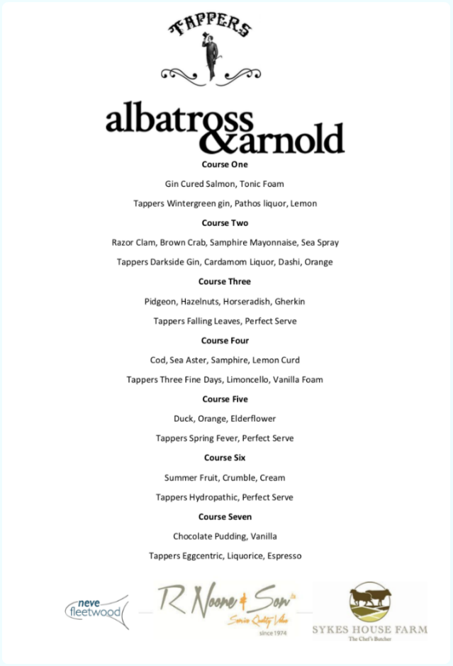 Albatross and Arnold, Manchester