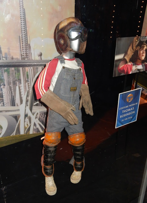 Young Frank Tomorrowland movie costume