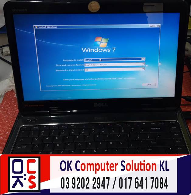 [SOLVED] FORMAT DELL INSPIRON N4010  | REPAIR LAPTOP CHERAS 1