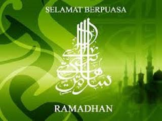 Ucapan puasa ramadhan