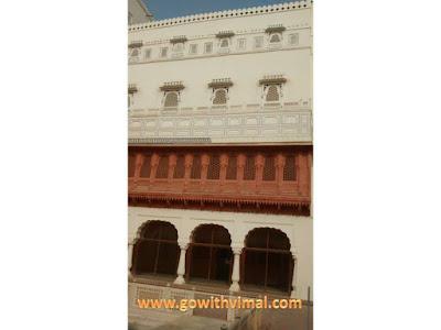 Vikram Mahal, Junagarh Fort