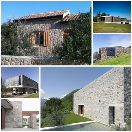 Casas De Piedra   Alternativa Para Construir Con El Material De La Zona