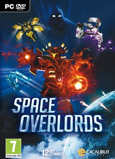 Space Overlords - PC (Download Completo em Português)