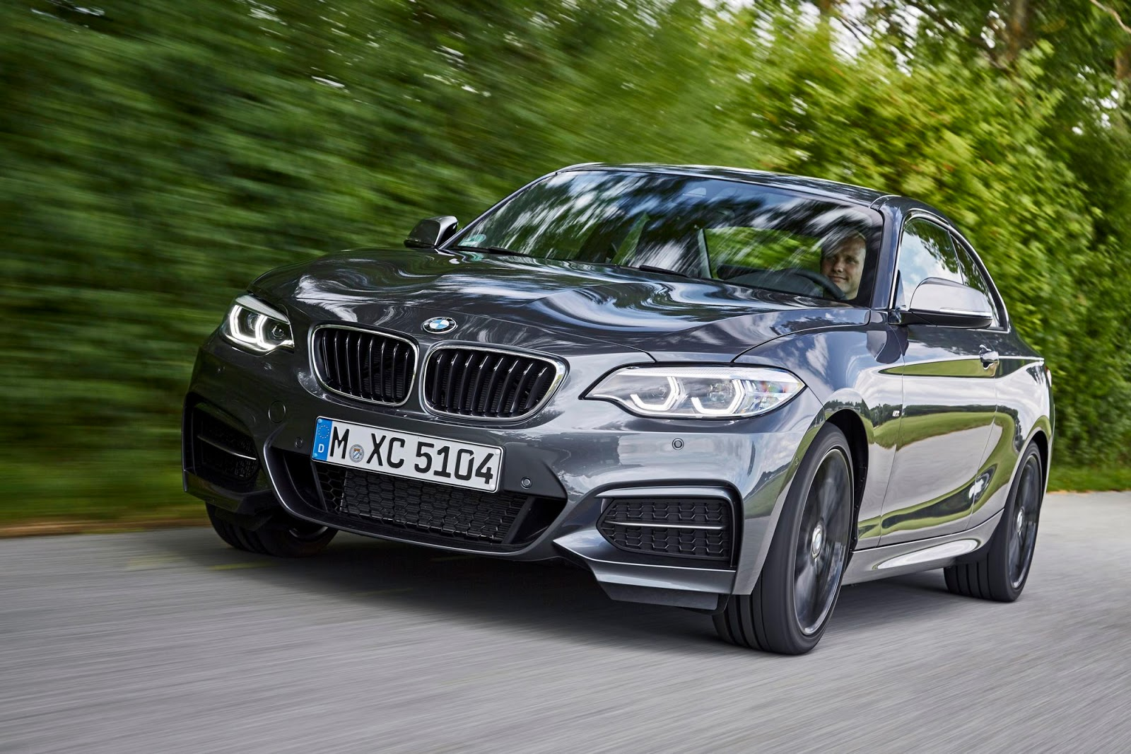 next gen bmw 2 series coupe and cabrio to remain rwd carscoops. Black Bedroom Furniture Sets. Home Design Ideas
