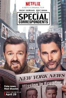 Film Special Correspondents (2016) Film Subtitle Indonesia