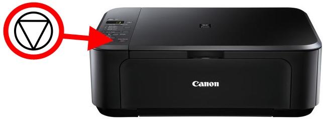 Как устранить ошибку 5B00 в принтерах Canon   ru Rellenado