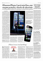 IPhone 5 no es 'one last thing'